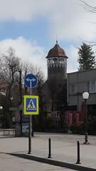 der alte Turm in Svetlogorsk (ehemals Rauschen)
