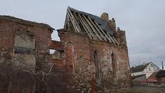 Ruinen der Kirche Pobethen (XlV Jahrhundert)