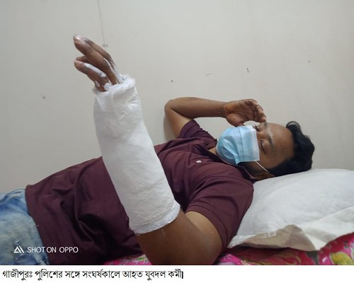 Gazipur-(2)- 29 March 2021-Police & BNP Clash At Chyabithi (South)-3 (1)