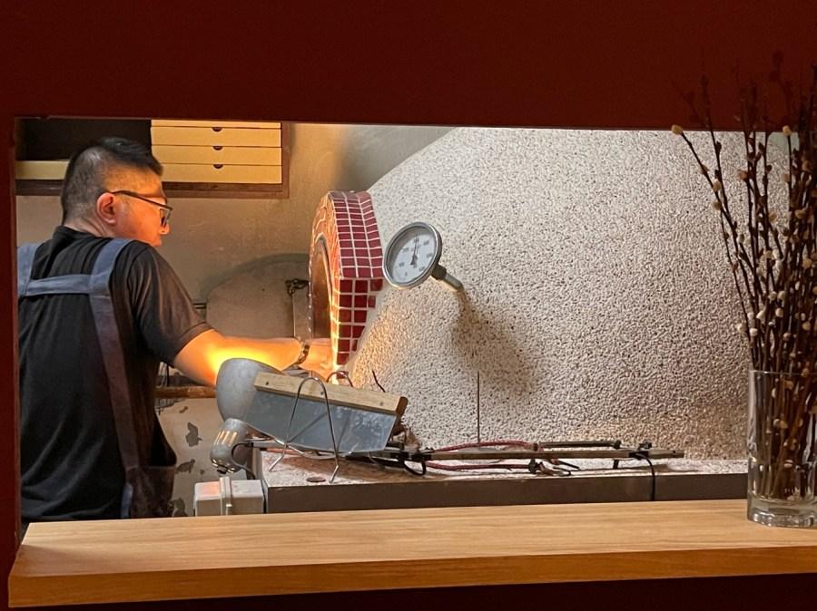 [桃園美食]老外披薩The H.O.P. foreigners Pizza搬新家|敏盛三民院區附近美式風格餐廳,窯烤披薩墨西哥捲餅與調酒 @VIVIYU小世界