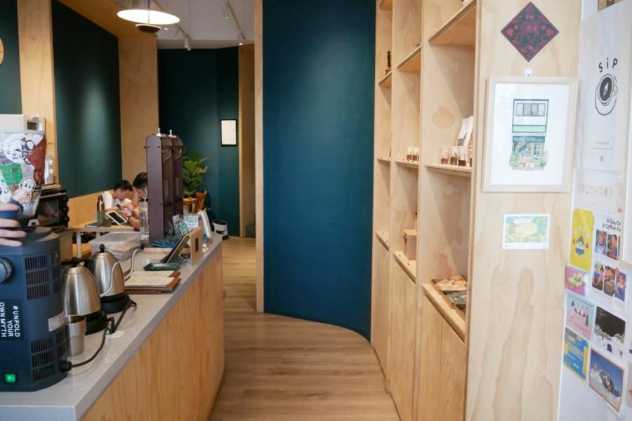 [台中美食]PEACOCKS COFFEE 孔雀咖啡|台中第二市場附近.柳川水岸旁~環境舒適宜人 @VIVIYU小世界