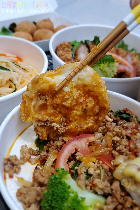 51218553712 9b3e7fe8c7 c - 中國醫週邊南洋美食,理越南洋餐館打拋豬份量多、涼拌青木瓜爽口好吃!