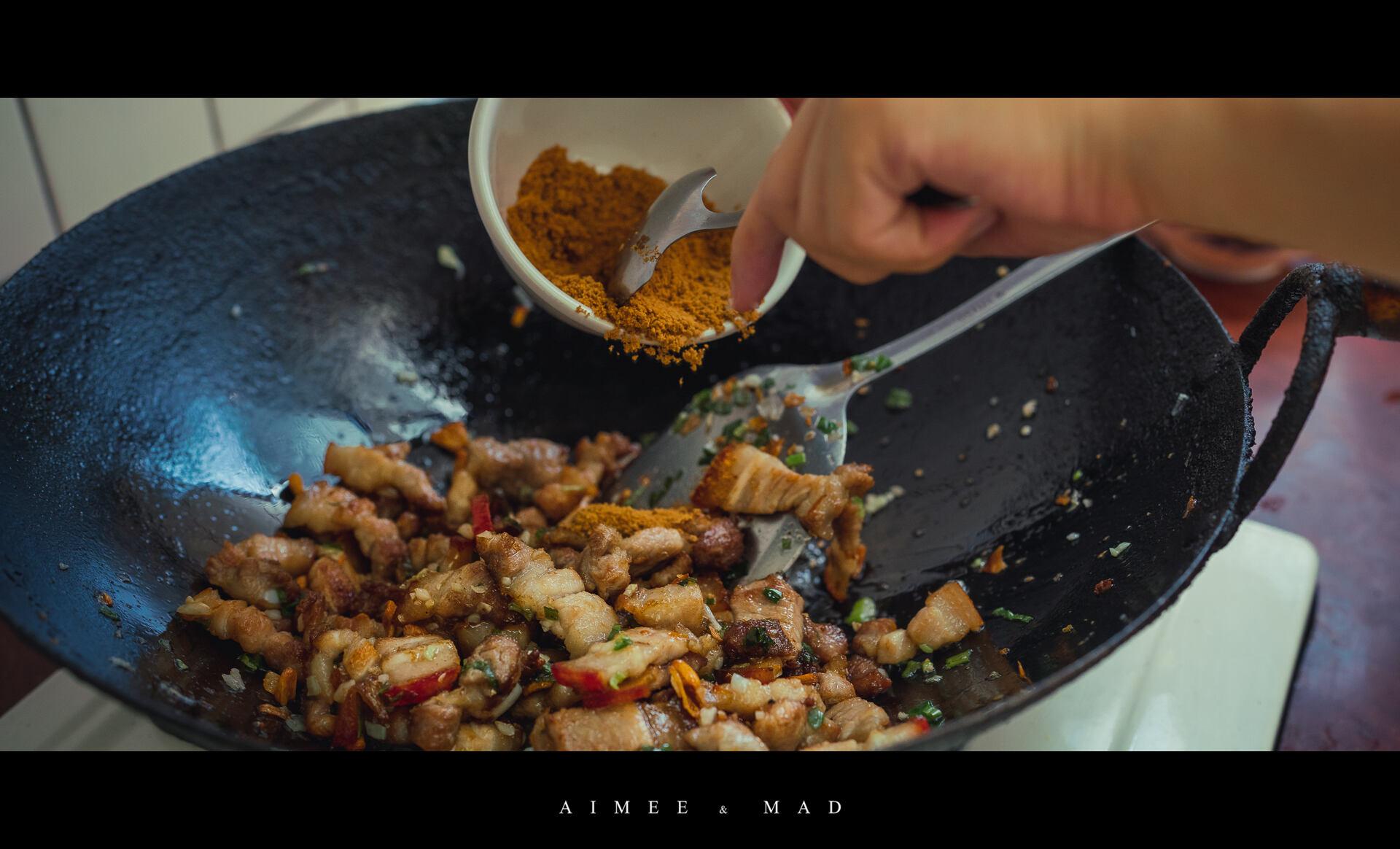 自製滷肉飯