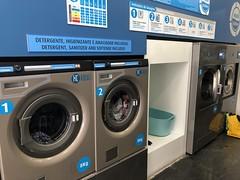 Laundry duties