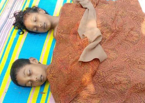 Gazipur-(3)- 07 June 2021- Two Children Drowned At Faokal