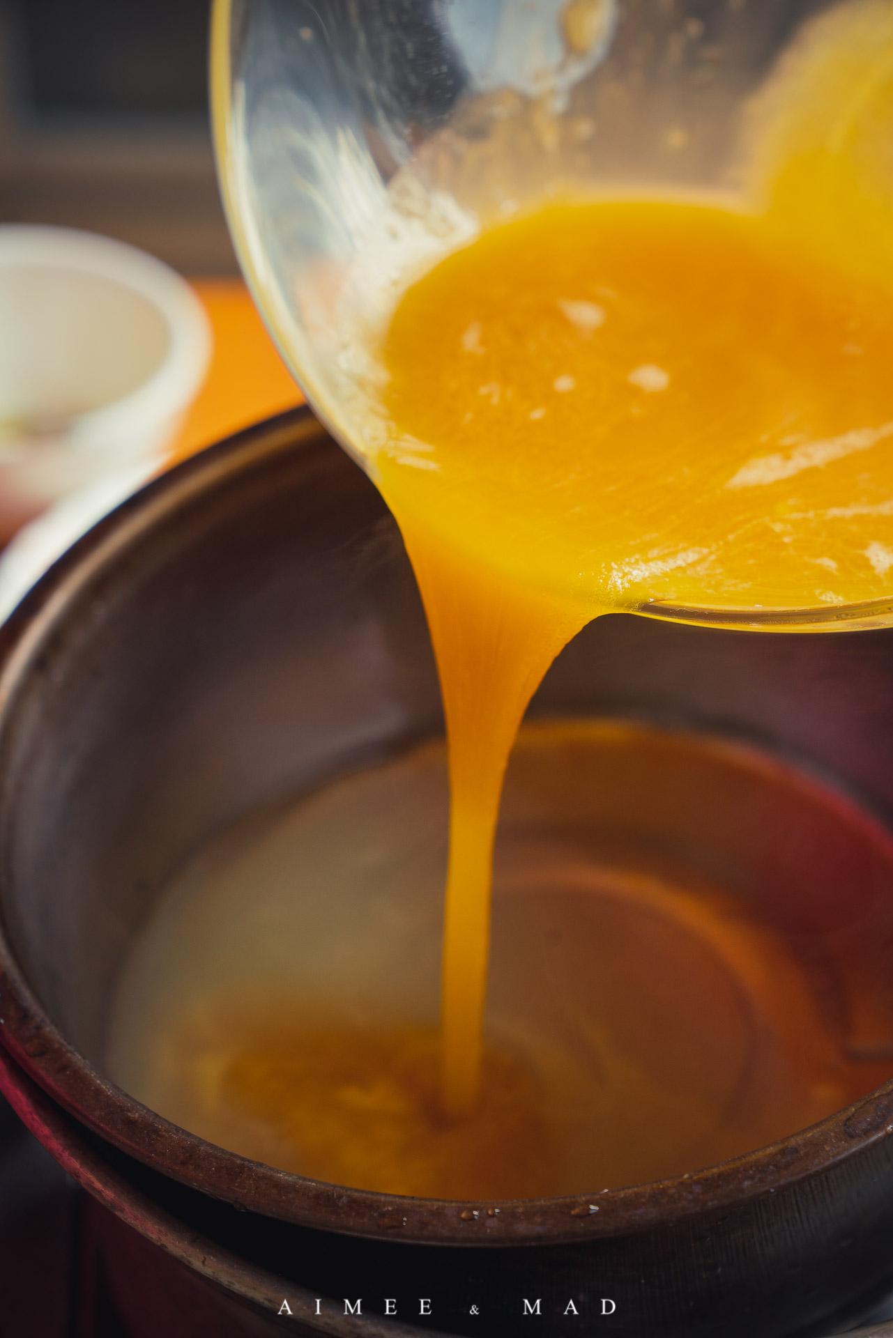 檸檬派製作