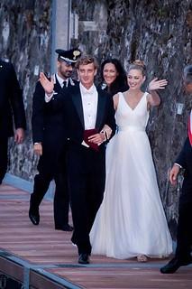 O outro vestido de casamento