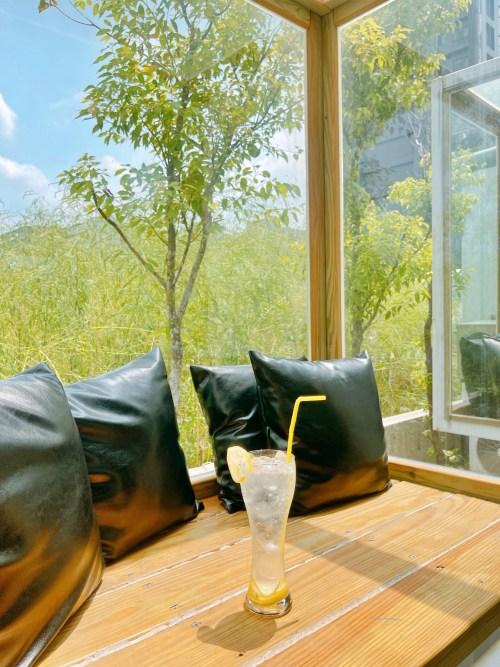 [桃園美食]OVERTHERE 在那裡|桃園市中心夢幻玻璃屋~網美打卡餐酒館 @VIVIYU小世界