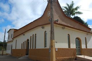 Ubaporanga_Igreja Aeroporto