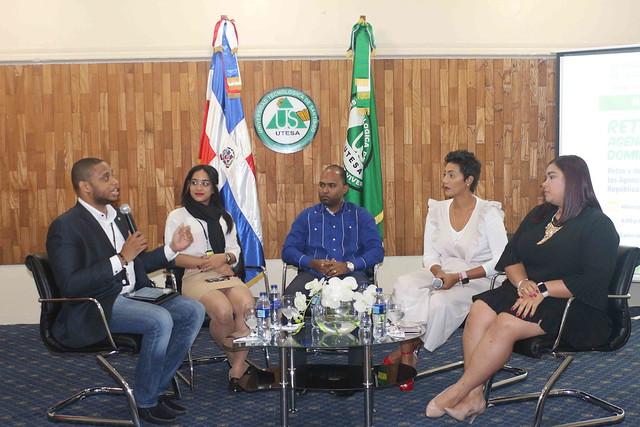 "Panel: ""Retos de las Agencias de Viajes"" Turismo UTESA"