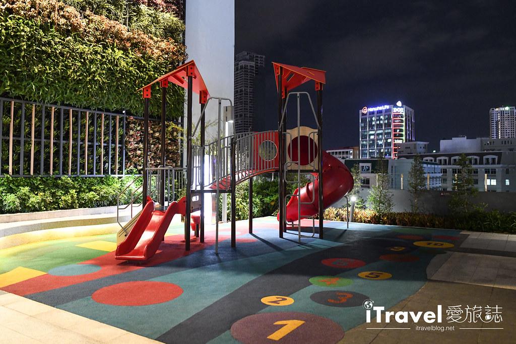 蘭花大廈塞多納套房公寓 Sedona Suites Orchid Tower (81)