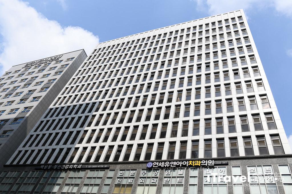 首爾盧司橋飯店 Luce Bridge Hotel (4)
