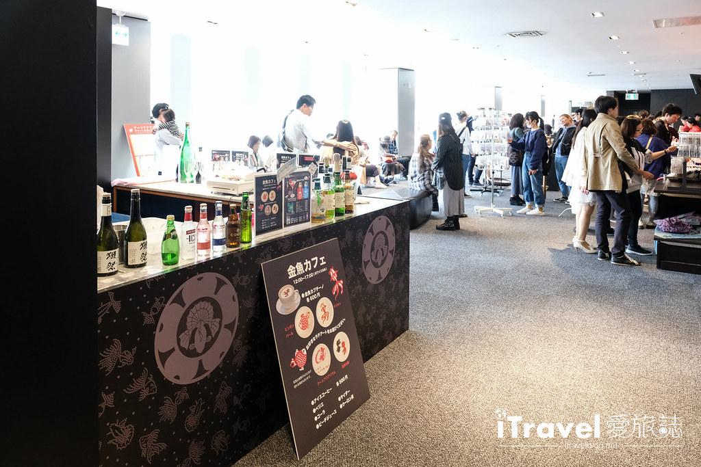 福岡展覽推薦 博多金魚の祭 (61)