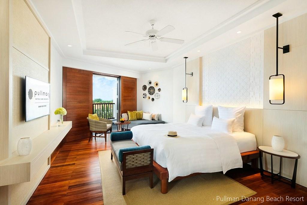鉑爾曼峴港海灘度假飯店 Pullman Danang Beach Resort (1)