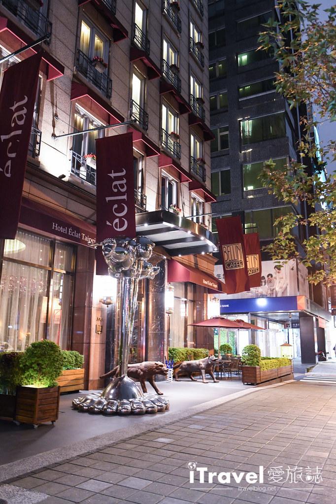 台北怡亨酒店 Hotel Eclat Taipei (83)