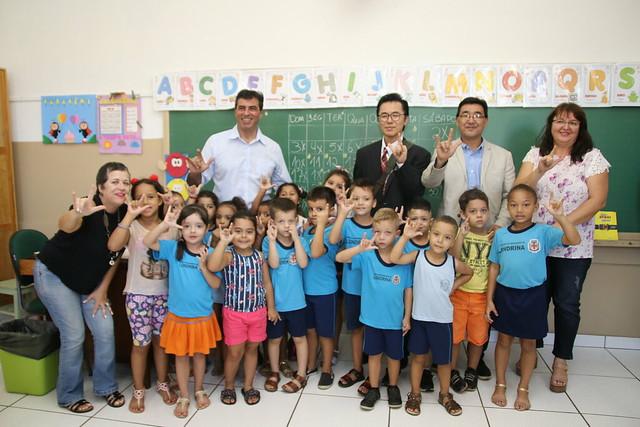 29.03.2019 Visita do cônsul-geral do Japão no Paraná