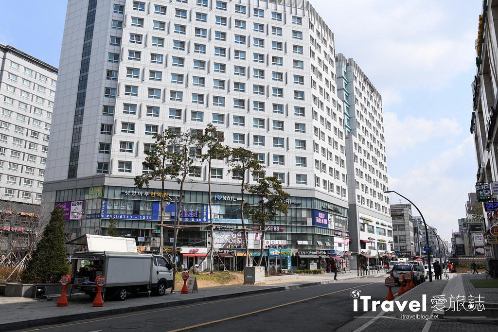 首爾盧司橋飯店 Luce Bridge Hotel (5)