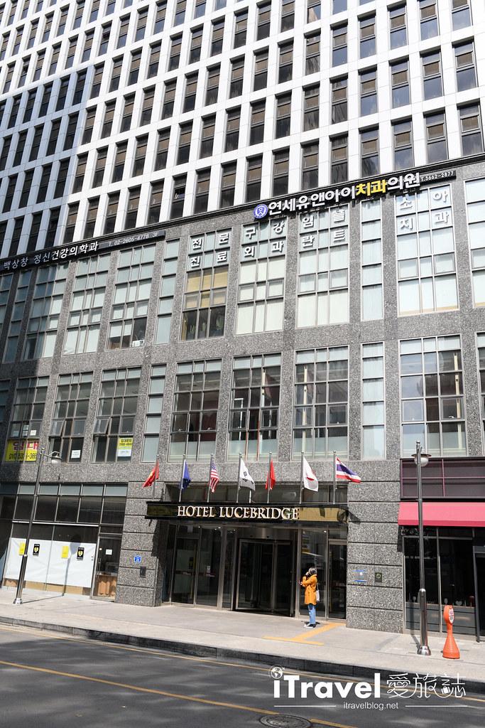 首爾盧司橋飯店 Luce Bridge Hotel (3)
