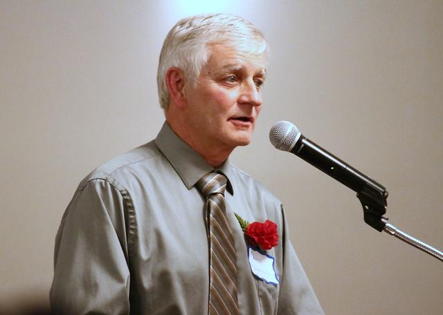 2019 MWCA Bartelma Hall of Fame inductee Dennis Schermerhorn. 190504AJF0280