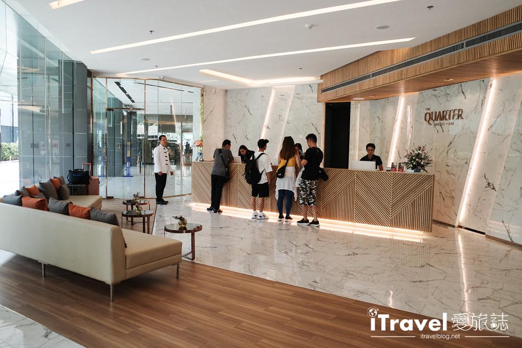 曼谷公寓式飯店 The Quarter Ari by UHG (3)