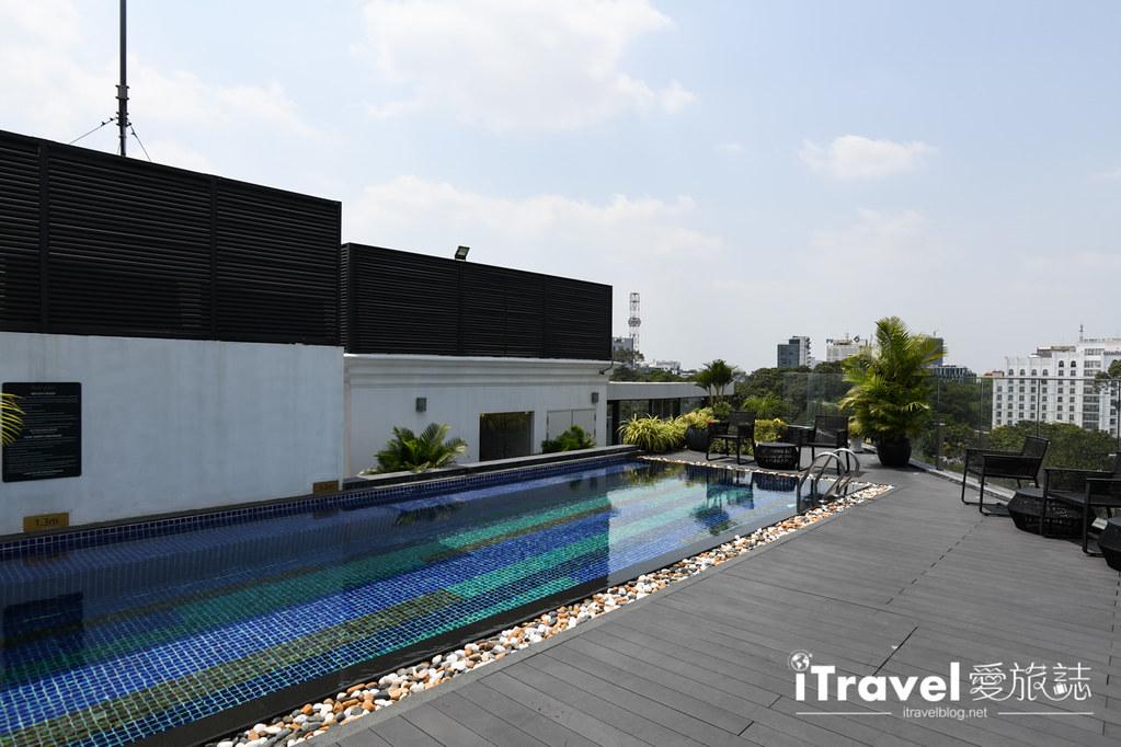 巴赫西貢套房飯店 Bach Suites Saigon (68)