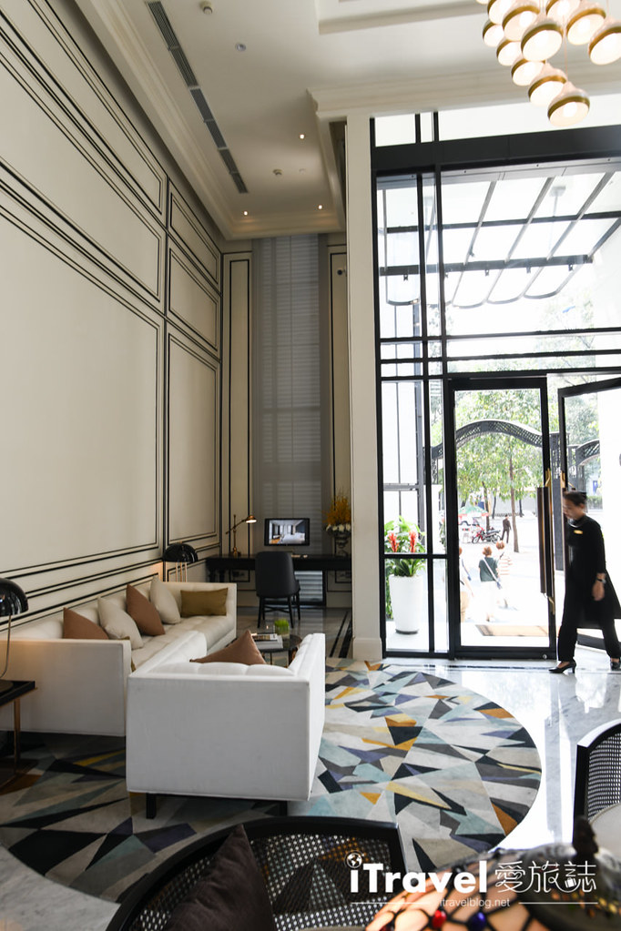 巴赫西貢套房飯店 Bach Suites Saigon (6)