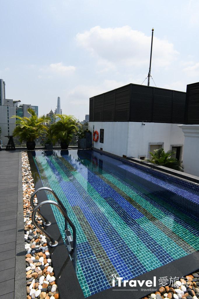 巴赫西貢套房飯店 Bach Suites Saigon (66)
