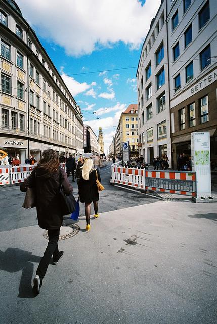Flott durch München