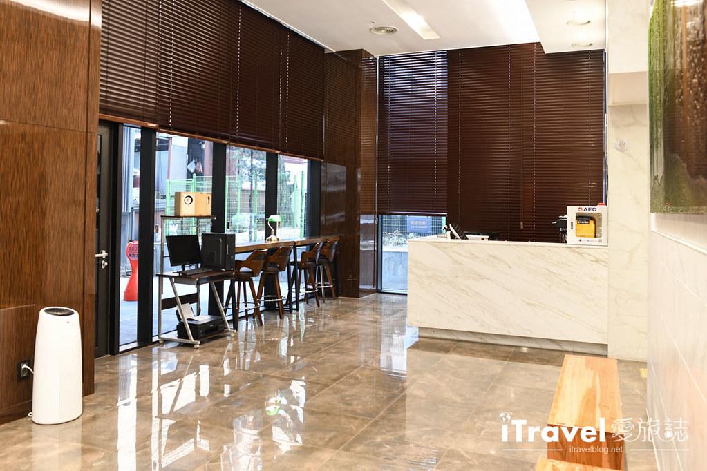 首尔南大门ENA套房饭店 ENA Suite Hotel Namdaemun (8)