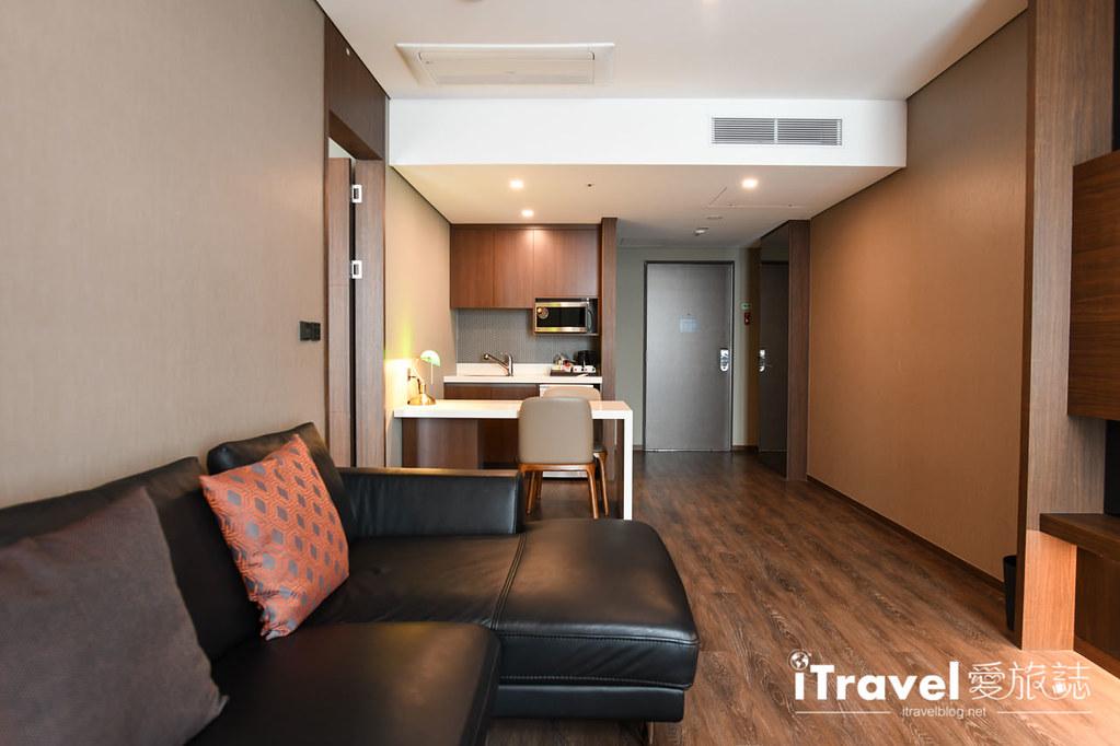 首尔南大门ENA套房饭店 ENA Suite Hotel Namdaemun (19)