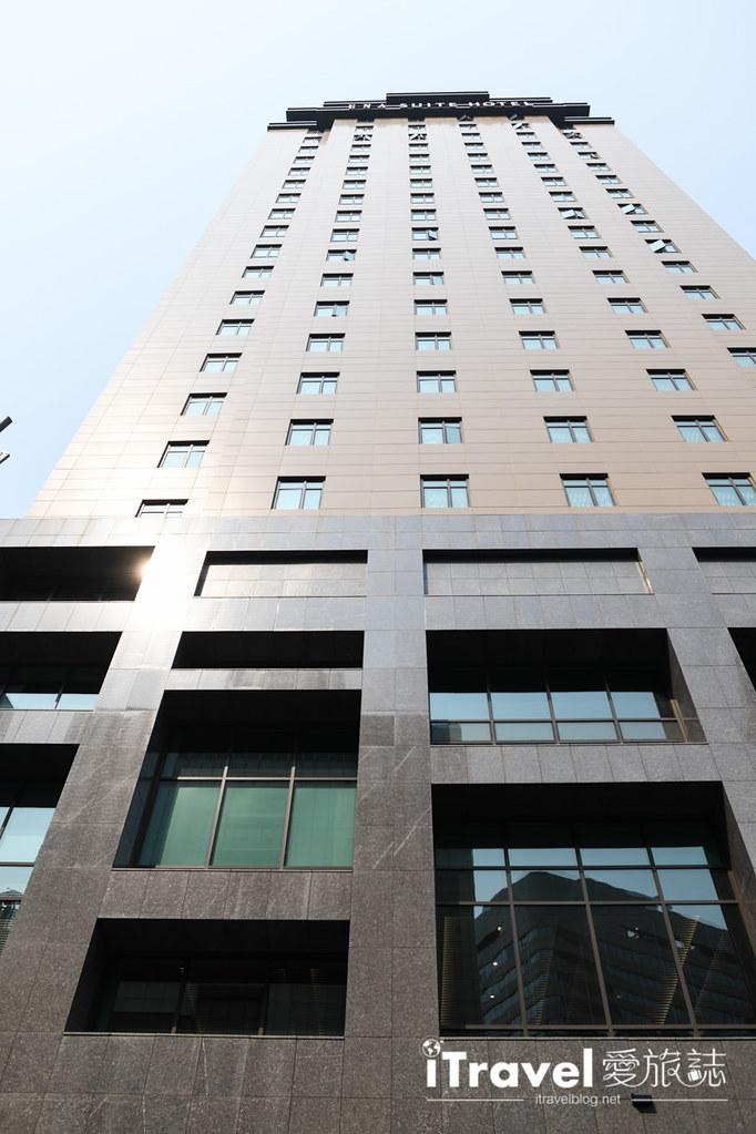 首尔南大门ENA套房饭店 ENA Suite Hotel Namdaemun (2)