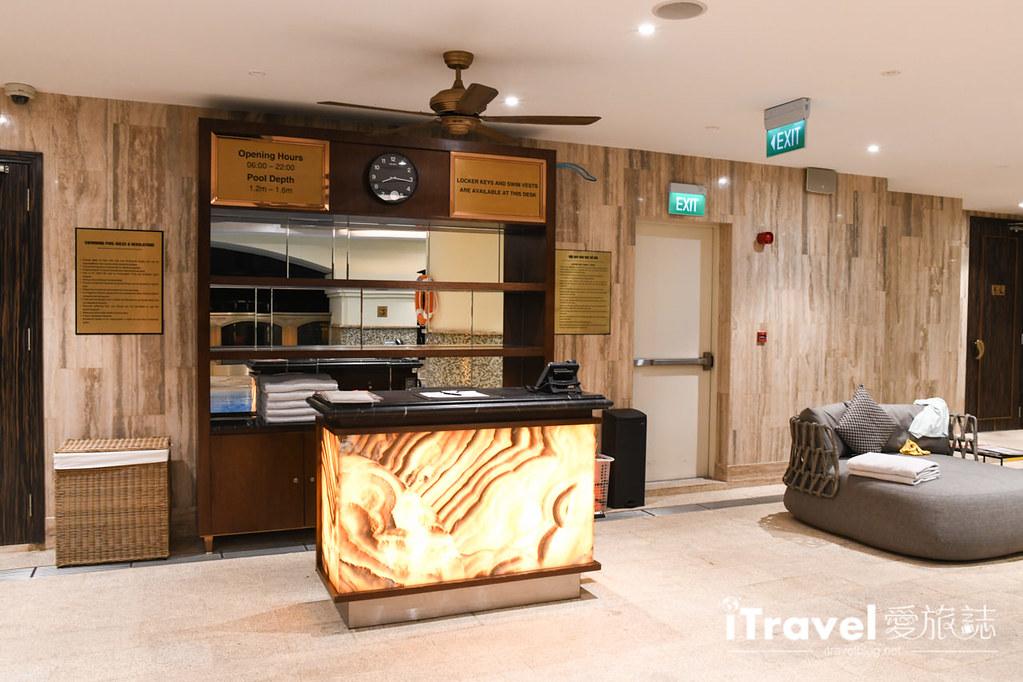 胡志明市舍伍德套房飯店 Sherwood Suites (85)