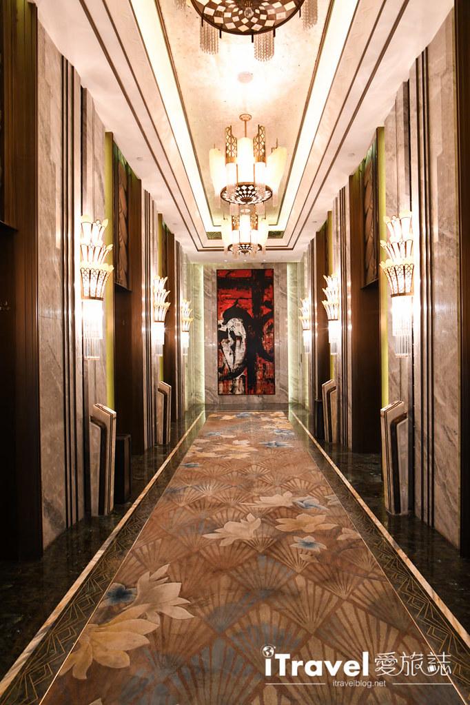 上海万达瑞华酒店 Wanda Reign on the Bund (10)