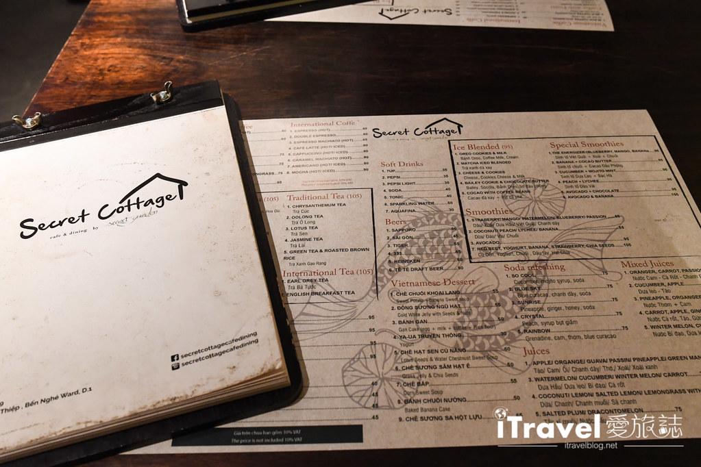 胡志明市餐廳 Secret Cottage Cafe & Dining (14)