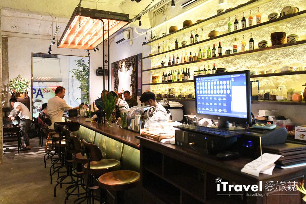 胡志明市餐廳 Secret Cottage Cafe & Dining (7)