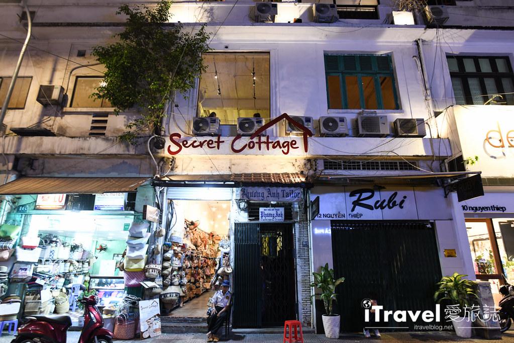 胡志明市餐廳 Secret Cottage Cafe & Dining (55)