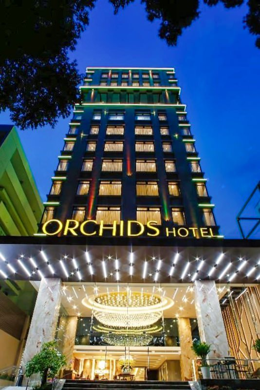 Orchids Saigon Hotel 1