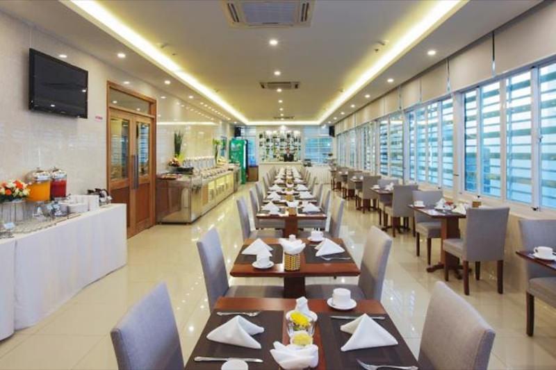 Aristo Saigon Hotel 2