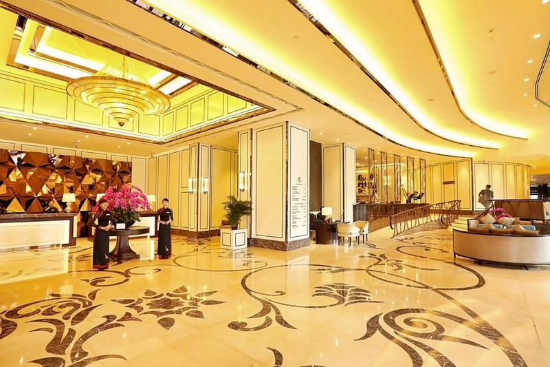 Caravelle Saigon Hotel 2
