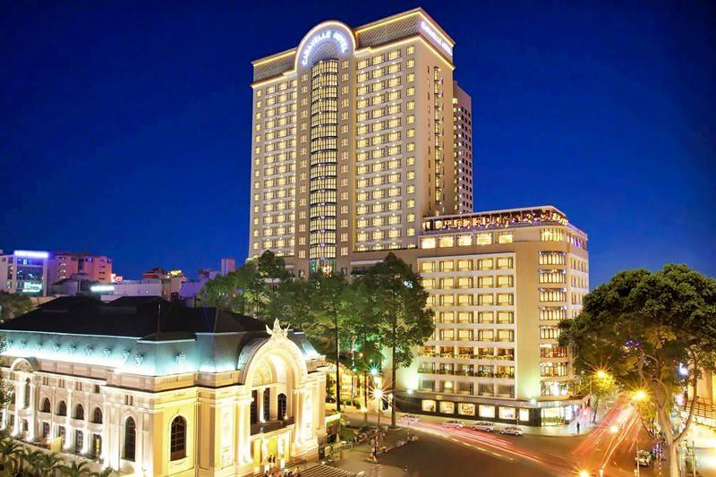 Caravelle Saigon Hotel 1