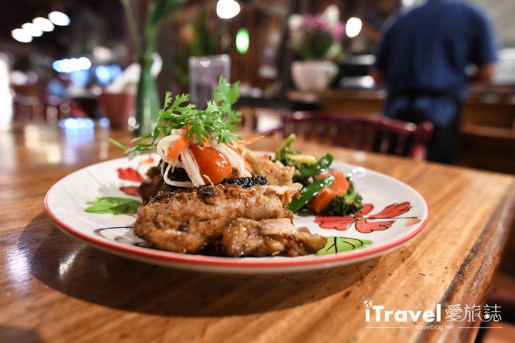 清邁河畔餐廳 The River Market (25)