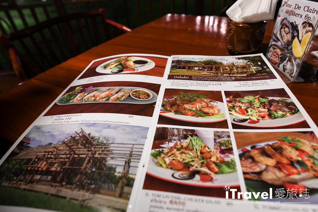 清邁河畔餐廳 The River Market (14)