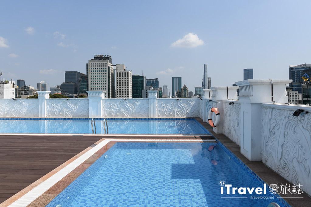 胡志明市馨樂庭飯店 Citadines Regency Saigon (71)