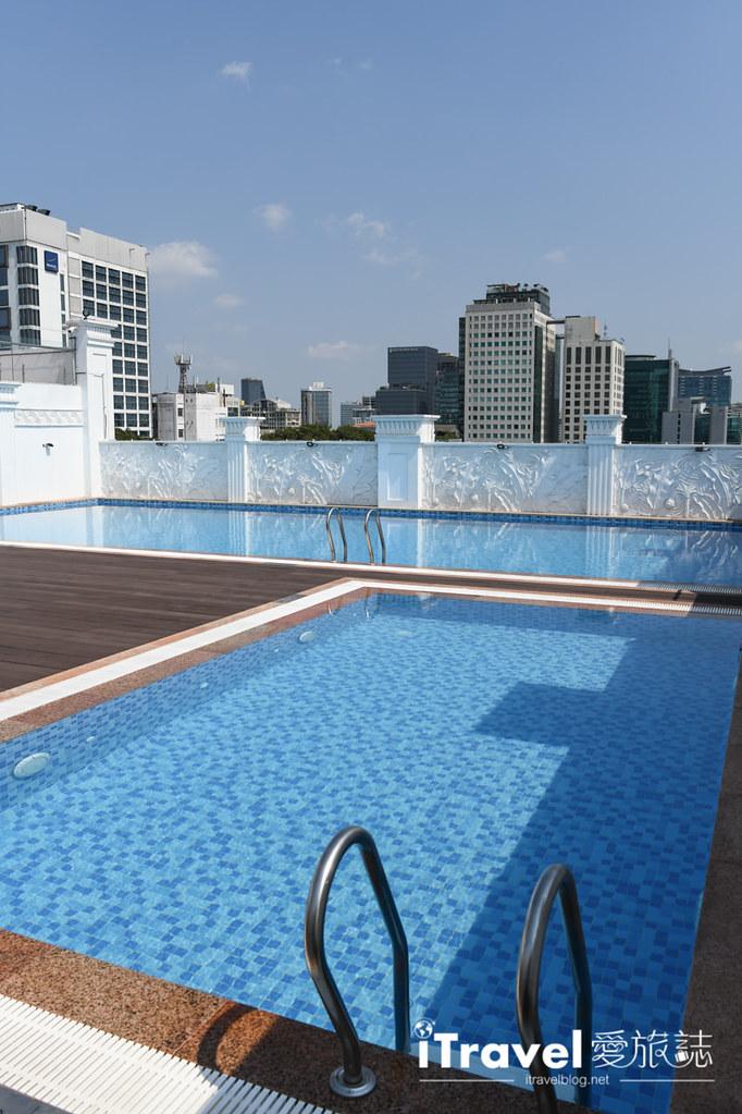 胡志明市馨樂庭飯店 Citadines Regency Saigon (69)