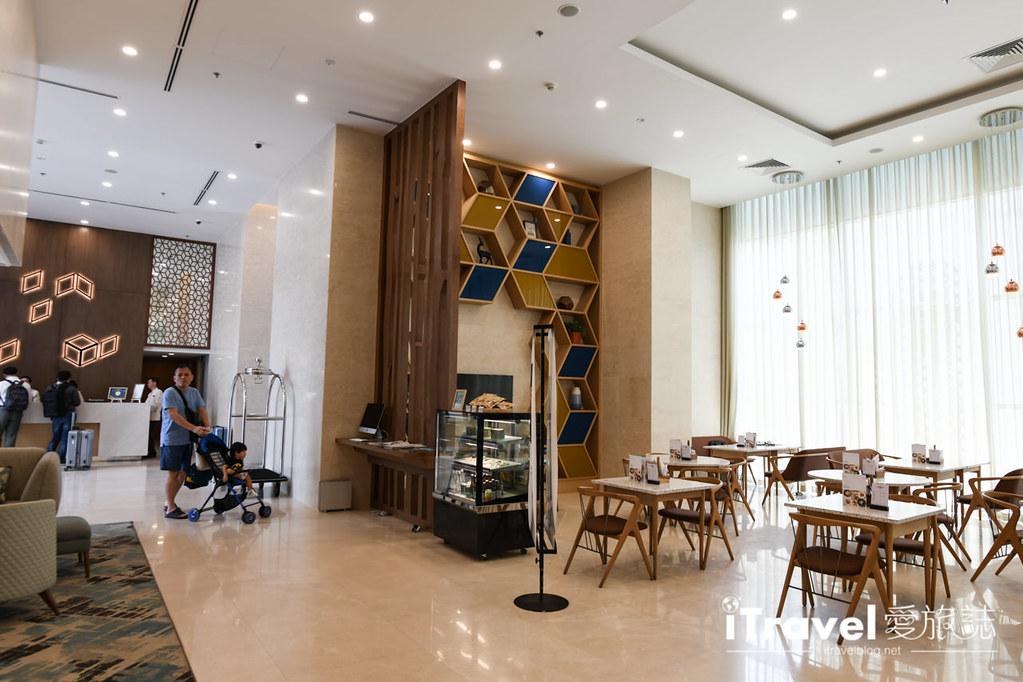 胡志明市馨樂庭飯店 Citadines Regency Saigon (56)