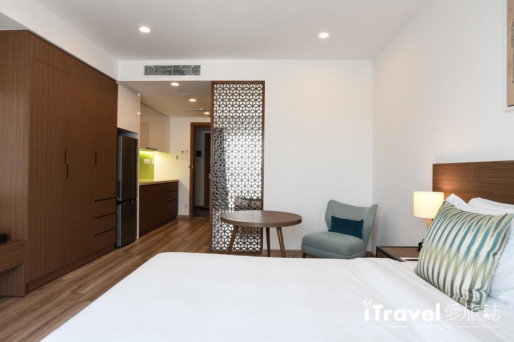 胡志明市馨樂庭飯店 Citadines Regency Saigon (20)