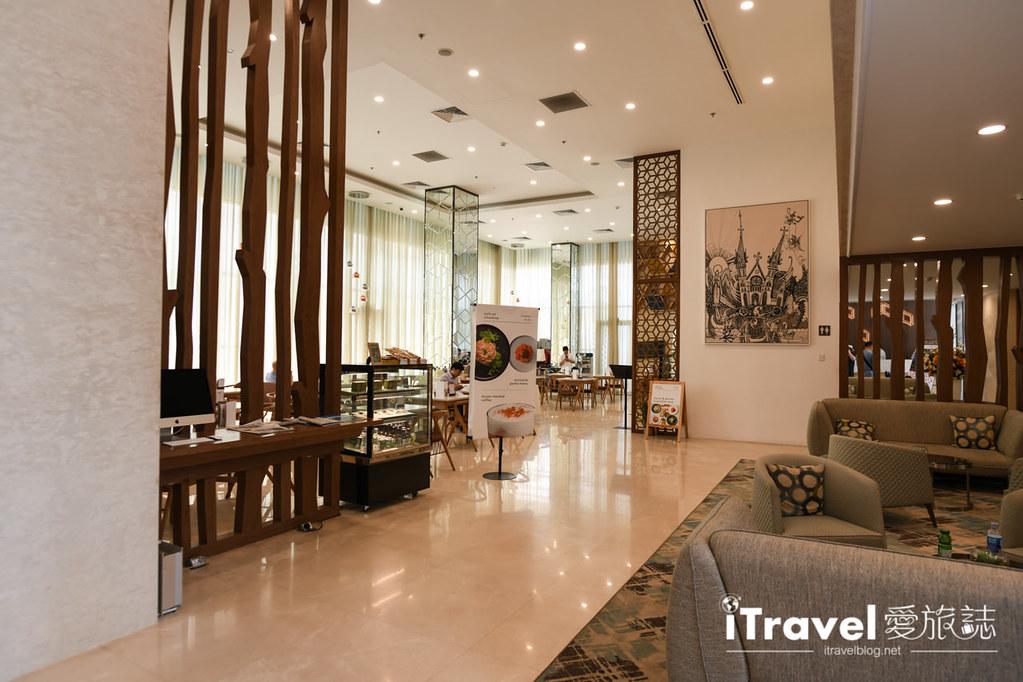 胡志明市馨樂庭飯店 Citadines Regency Saigon (5)