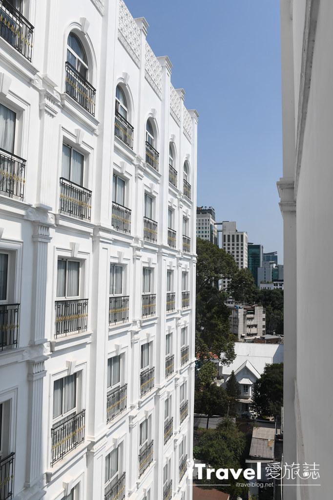 胡志明市馨樂庭飯店 Citadines Regency Saigon (13)