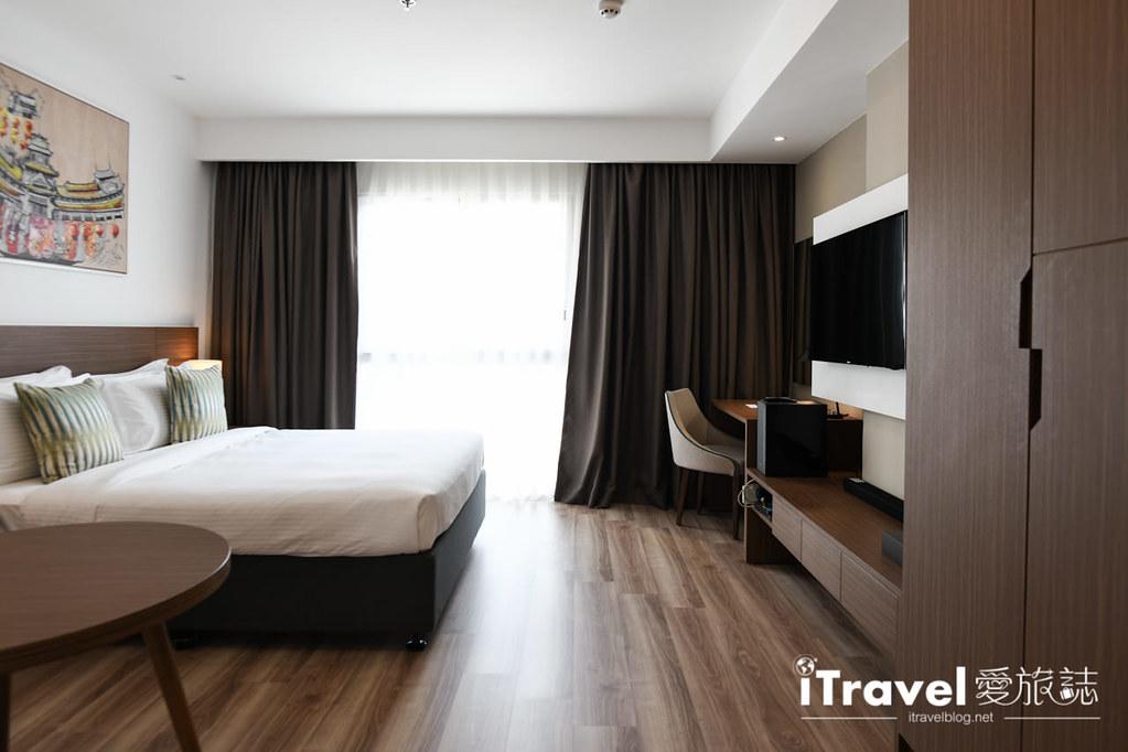 胡志明市馨樂庭飯店 Citadines Regency Saigon (18)