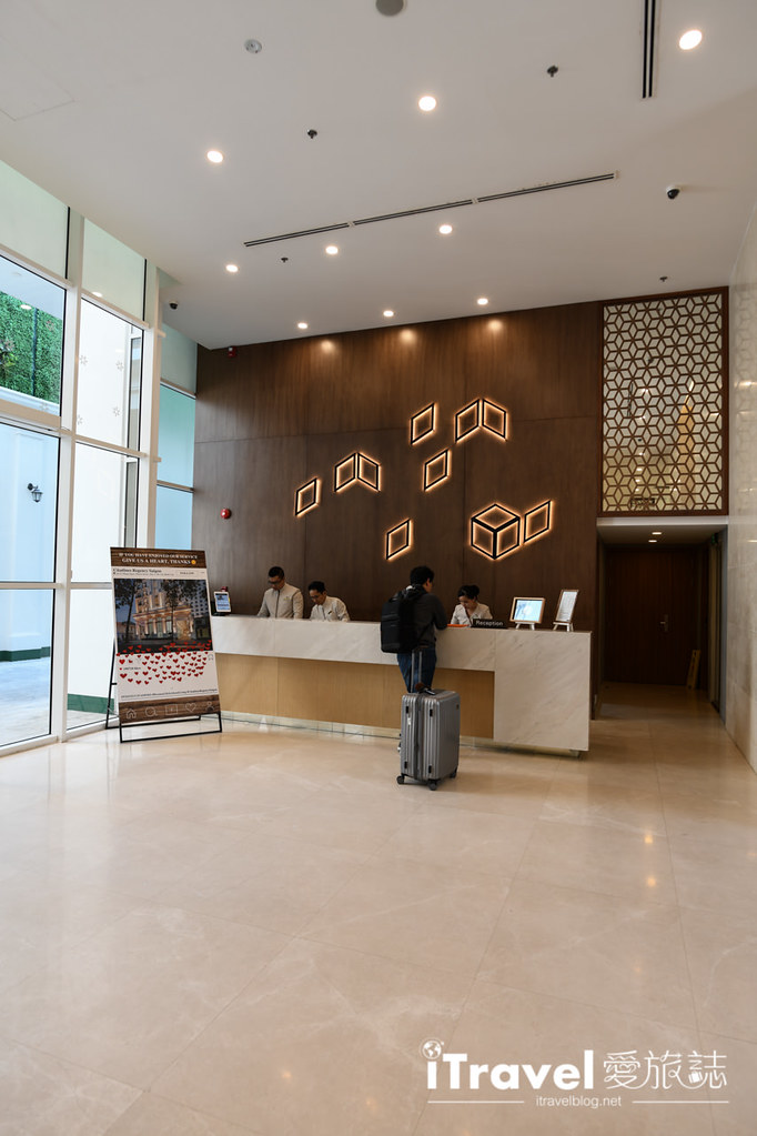 胡志明市馨樂庭飯店 Citadines Regency Saigon (4)